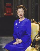 Helen Mirren Hand Signed 8x10 Photo, Autograph The Queen, Prime Suspect, Caligul