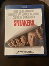 Sneakers (Blu-ray) Brand New Free Shipping