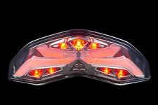 2014-20 DUCATI MONSTER 1200 S/R 821 797 + LED TAILLIGHT +SIGNAL SMOKE L+R REAR