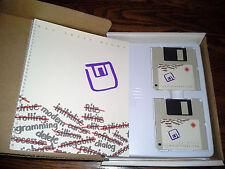 Apple Macintosh 128k Mac Spell Right manual, software, and box! AP07043