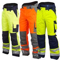 ufficiali del Regno Unito dealer-3312 SNICKERS DuraTwill Pantaloni Lavoro con Tasche KNEEPAD