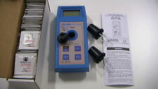 Hanna Iodine ion specific meter Colorimeter NOS HI93718 .Unused