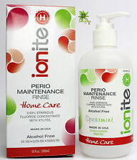 Perio Rinse 0.63% Stannous Fluoride Mint 10 OZ Anti Cavity and Gingivitis Rinse