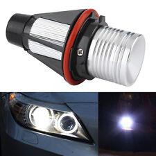 Angel Eyes Halo 5W LED Ring Light Bulbs for BMW X5 E39 E60 E63 E64 E53 White QT