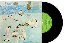 "ELTON JOHN - SORRY SEEMS TO BE THE HARDEST WORD - 7""45 VINYL RECORD PIC SLV 1976"