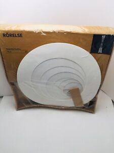 Ikea RORELSE Mobile White Rings Modern Art BNIB