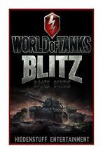 World of Tanks Blitz Game Guide by Josh Abbott