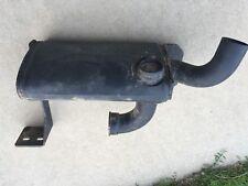 Muffler fits 90XT, 95XT Case skid steer, NEW, OEM 239510A3