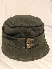 Original Wwii Switzerland Swiss Army Field Hat Cap