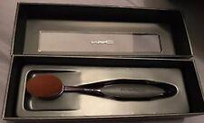 NIB MAC Cosmetics Oval 6 Foundation/Brush Cosmetic Face Brush