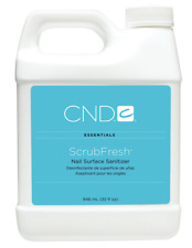 CND Essential Nail Treatment ScrubFresh 946ml Perfect For CND SHELLAC GEL