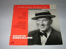 """MAURICE CHEVALIER 33 TOURS 25CMS 10"""" FRANCE MA POMME"""