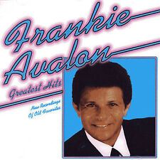 Frankie Avalon - New Recordings of Old Favorites (Unidisc) CD NEW