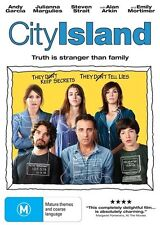 CITY ISLAND, ANDY GARCIA, REGION 4, BRAND NEW & SEALED, FREE POST!