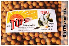 TOP SECRET Futter-Boilie Scopex Nut 10kg /18mm Futterboilies zum Karpfenangeln