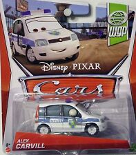 CARS 2 - ALEX CARVILL - Mattel Disney Pixar