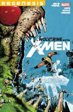 WOLVERINE AND THE X-MEN #2 NM CHRIS BACHALO REGENESIS