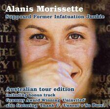 Alanis Morissette - Supposed Former Infatuation Junkie [New CD] Australia - Impo