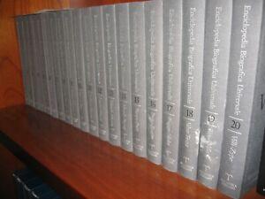 Enciclopedia biografica universale Treccani Completa 20 Volumi