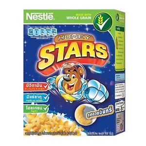 3 x Koko Krunch Milo Honey Star Breakfast Meal Milk Grain Kid Cereal Snack Bowl