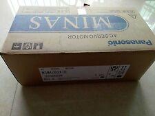 Panasonic ac servo motor MSMA082A1E New*  (by DHL or EMS)