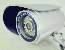 SONY COLOR CCD I/R COLOR CAMERA CCTV ACTIVE VISION ACC-P09N-H4D Outdoor Day Nite