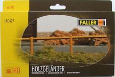 FALLER Wooden HO Scale Model Train Parts & Accessories