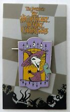 NIGHTMARE BEFORE CHRISTMAS Mystery  SHOCK Witch Barrel  HTF RARE Disney Pin NOC
