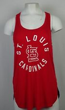 St. Louis Cardinals Touch Women's Tank Top Red M
