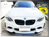 GTS Style Carbon Fiber Front Bumper Lip For BMW 2015-2018 F87 M2 Only
