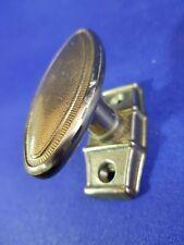 Carlisle Brass V1005 chrome satiné victorien Fenêtre Poignée Lock Casement