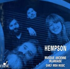 Hempson - Musique ancienne irlandaise - Early Irish Music - 1994 Auvidis - Rare
