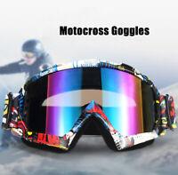 1 Stck ATV Dirt Bike Motorradbrille Anti Sand Brille Offroad Motocross Brille