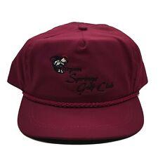 Vintage Carpon Springs Golf Club Baseball Truckers Dad Hat Cap