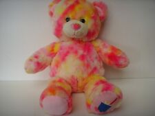 """Build A Bear Strawberry Cheesecake Plush Blizzard Dairy Queen 16"""" BAB Excellent"""