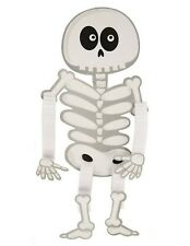 Halloween Spooky & Scary Hanging Characters Decoration 104cm - Skeleton