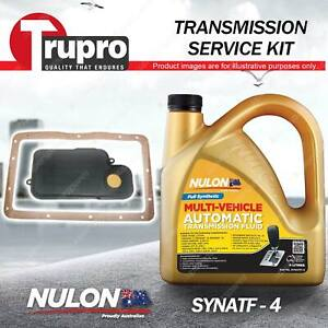 SYNATF Transmission Oil Filter Service Kit for Mitsubishi Pajero NM NP Triton ML