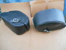 Honda Saddle Bags Saddlebags 2004-2012 VTX1800 08L56-MEM-100A