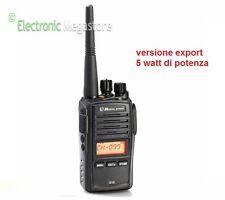 MIDLAND RADIO G18 MAX 5W RICETRASMITTENTE PMR LPD IP67 IMMERGIBILE FINO AD 1 MT