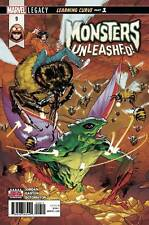 Monsters Unleashed #9 Marvel Legacy 1st Print  2018 COVER A