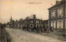 CPA Tricot - Rue de Pave (259649)