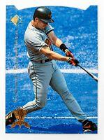 Cal Ripken Jr. #1 (1995 SP) Salute Die-Cut Baseball Card, Baltimore Orioles, HOF