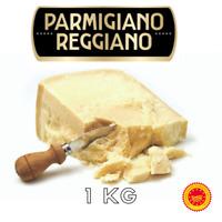 Parmigiano reggiano Parmesankäse DOP 30 monate 1Kg Stück Käse Original Parmesan