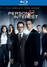 PERSON OF INTEREST SEASON 3 - BLU-RAY - REGION B UK