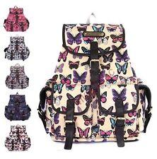 Clasp Backpack Handbags