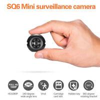 1080P Mini Hidden Spy Camera Motion Detection DV DVR Nanny Cam IR Night Vis lq