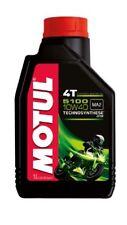 1l Motul 5100 4t 10w40 Synthèse Techno L'huile de moteur Moto