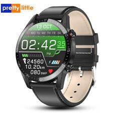 New L13 Smart Watch Men IP68 Waterproof ECG PPG Bluetooth Call BP Men Smartwatch