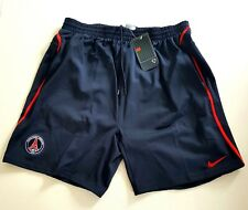 VTG 2005/06 NIKE PSG PARIS SAINT-GERMAIN KNIT SHORT FOOTBALL SOCCER DS OG RETRO