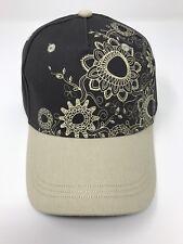 Pugs Gear Women's Premium Baseball Style Hat Cap Gray/Cream Unique & Stylish NEW